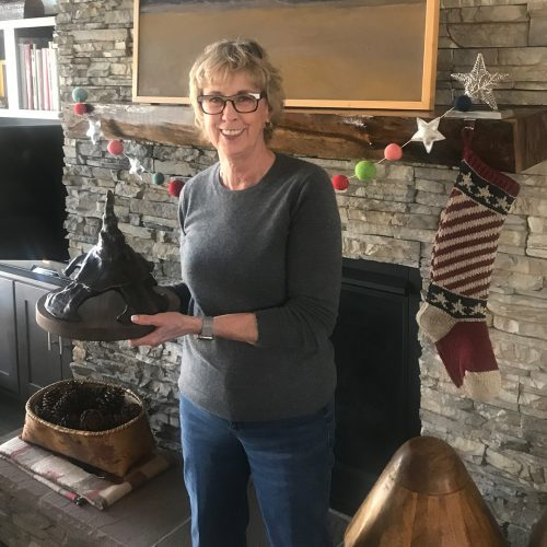 Gail DeBuse Potter - Chimney Rock donor