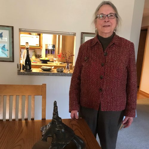 Jean Lovell - Chimney Rock donor